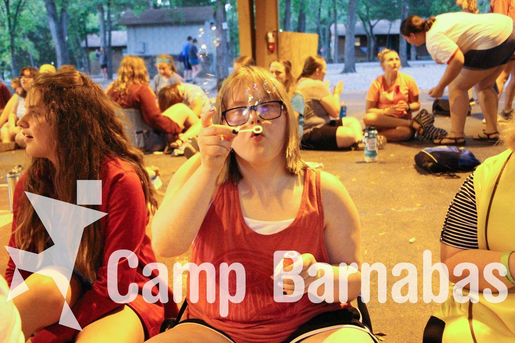 Camp Barnabas 2018