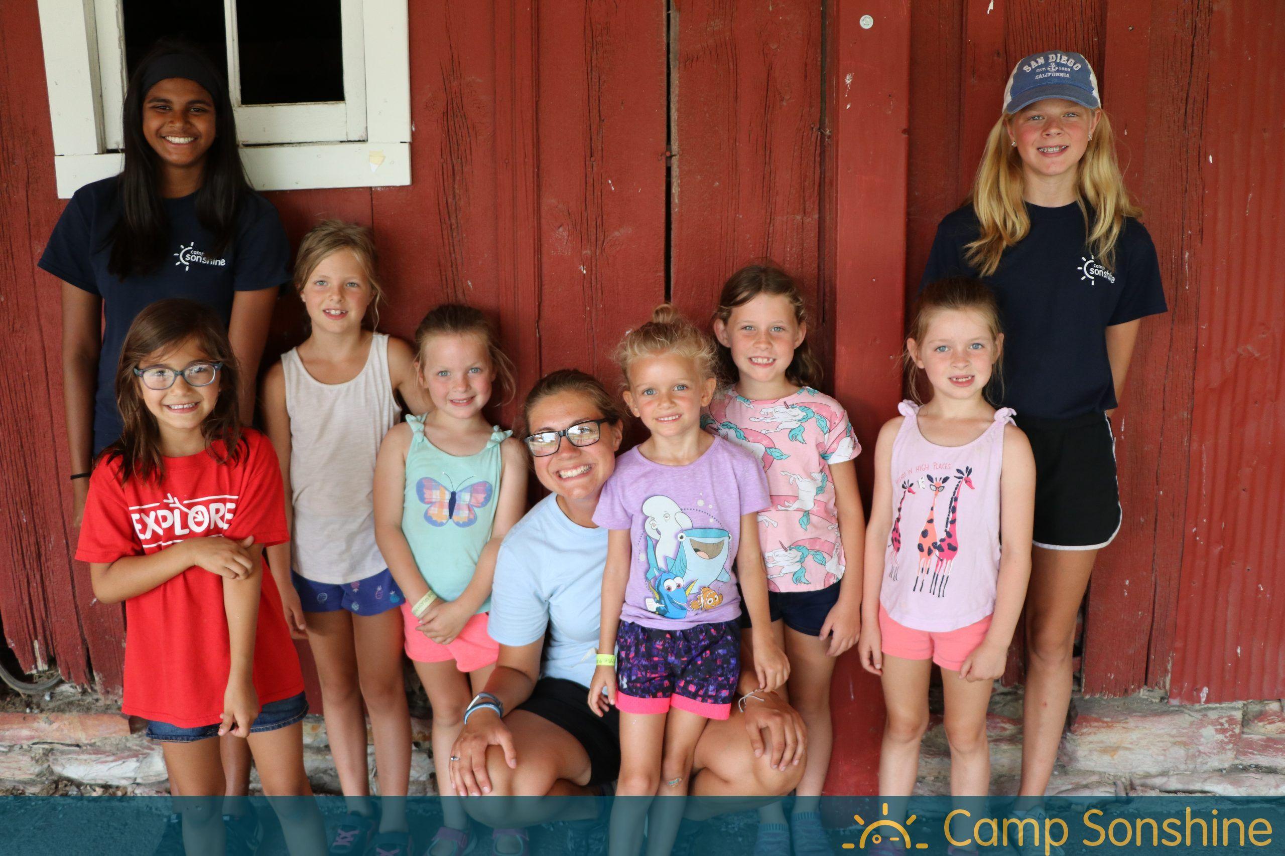 Camp Sonshine 2018